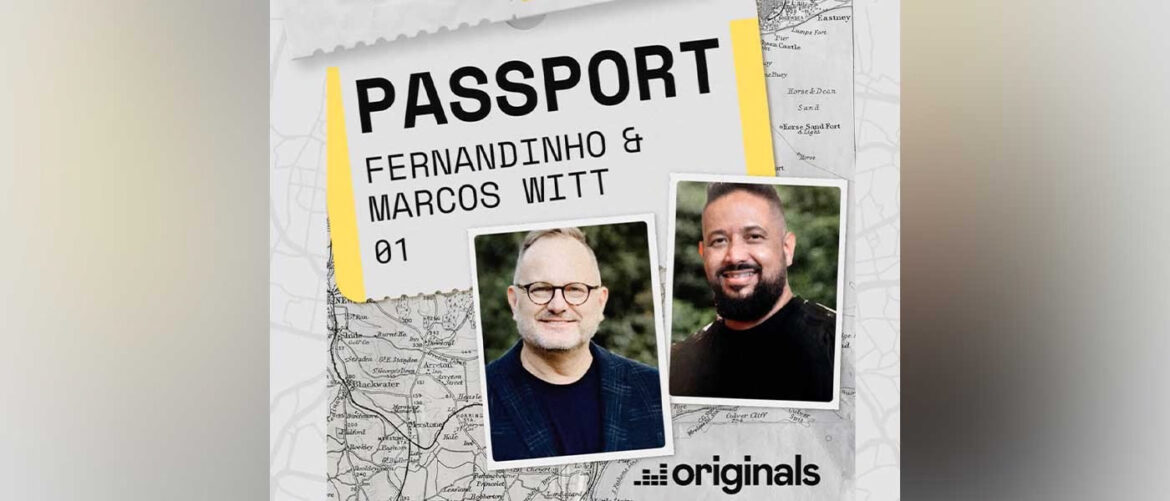Passport – Fernandinho ft Marcos Witt